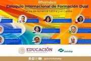 """INSAFORP PARTICIPA EN  """"COLOQUIO INTERNACIONAL DE FORMACIÓN DUAL"""""""