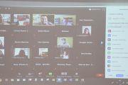 Insaforp realiza reunión virtual con representantes de centros de formación