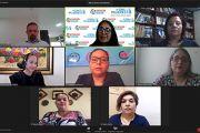 """INSAFORP participa en Webinar: """"El rol del sector sindical en la promoción de los derechos de las mujeres""""."""