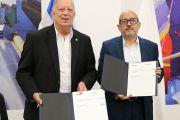 INSAFORP y CEDALC firman convenio de cooperación institucional